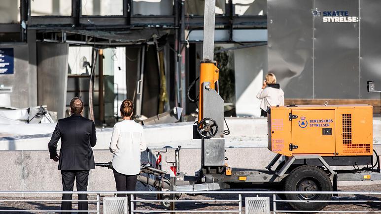 დანიაში აფეთქება მოხდა