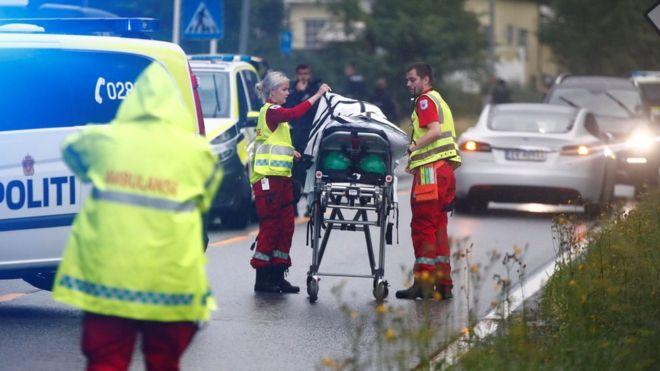 ნორვეგიაში, მეჩეთში სროლის შედეგად ერთი ადამიანი დაშავდა