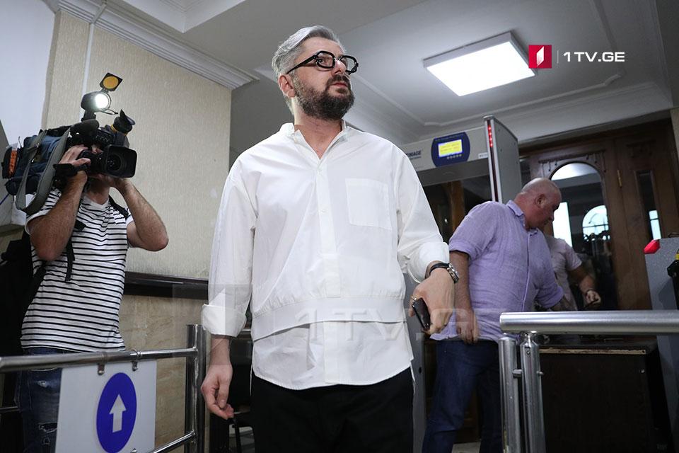 Ника Гварамия вызван в прокуратуру, где ему предъявят новое обвинение
