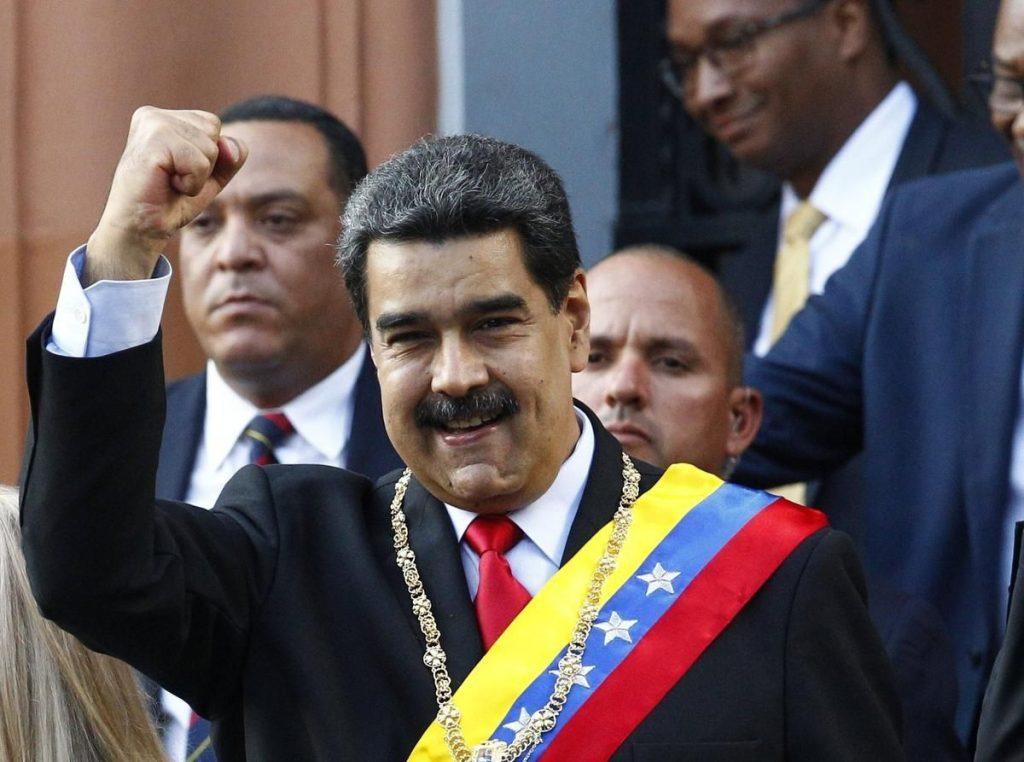 Nikolas Maduro - mübarizə üçün hazırıq