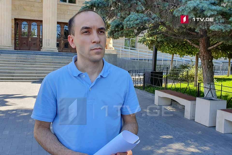 ადვოკატი -გიორგი რურუა არის უდანაშაულო, ის არის პოლიტიკური პატიმარი და ხელისუფლება ამ ფაქტს მოგონილი ტყუილებით ვერ გადაფარავს