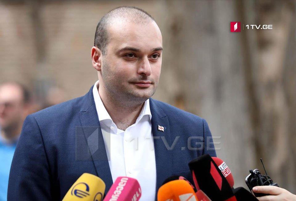 Мамука Бахтадзе посетит с официальным визитом Республику Беларусь