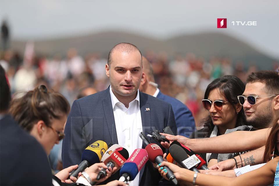 Mamuka Bakhtadze – We need deepwater port, the state will fulfill its commitments