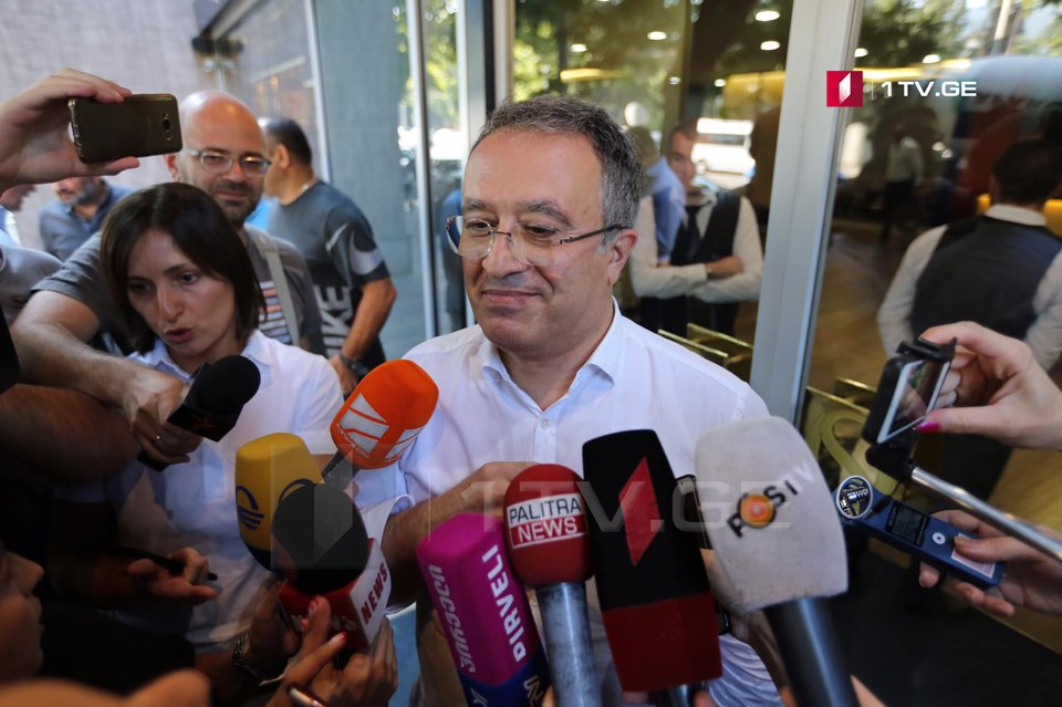 Kibar Khalvashi: I decided to sell Rustavi 2 through a transparent competition to those who would pay the highest price
