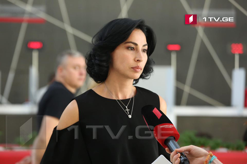 Ia Kitsmarishvili goes to court seeking  30% of shares of Rustavi 2 TV Company