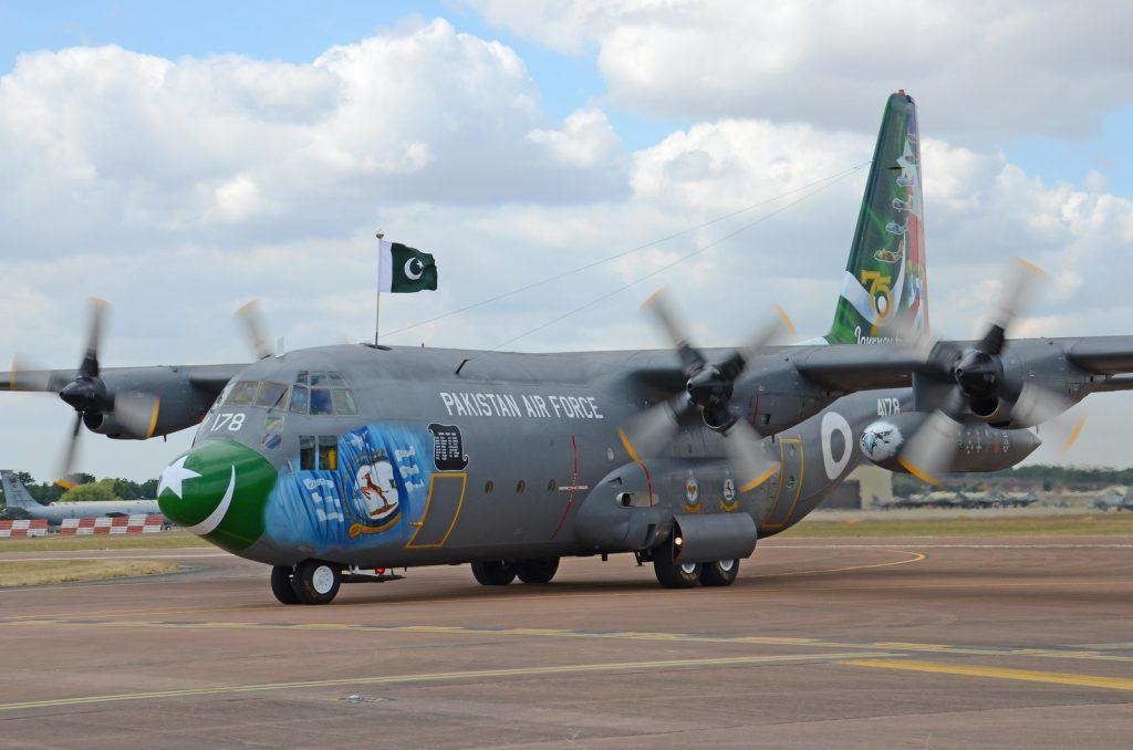 პაკისტანმა ინდოეთის საზღვრისკენ სამხედრო ტექნიკა გადაისროლა