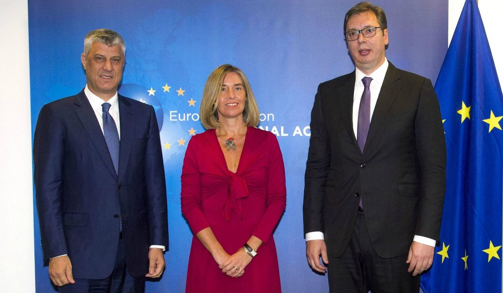 Великобритания, Франция, Германия, Италия и США призывают Сербию и Косово возобновить переговоры
