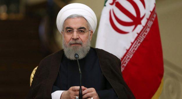 ირანის პრეზიდენტი -სპარსეთის ყურის ქვეყნებს რეგიონის უსაფრთხოების დაცვა დამოუკიდებლად შეუძლიათ