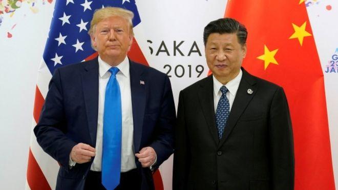 დონალდ ტრამპი - ეჭვი არ მეპარება, რომ ჩინეთის ლიდერი ჰონგ-კონგში კრიზისს სწრაფად და ჰუმანურად გადაჭრის