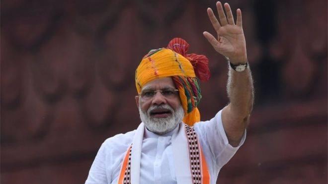 Премьер-министр Индии - Отмена особого статуса в администрированной Индией части Кашмира вернет региону былое величие