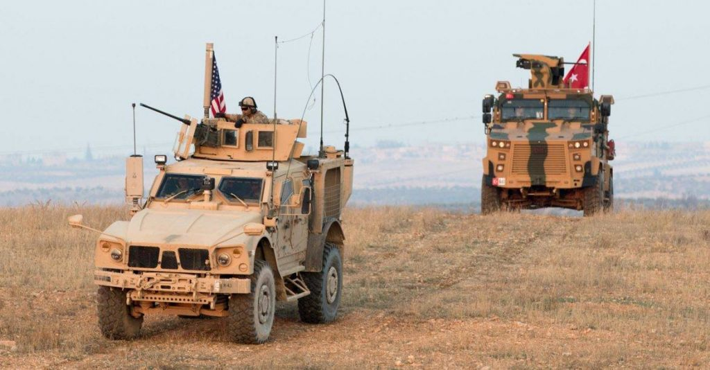 ვაშინგტონსა და ანკარას შორის მიღწეული შეთანხმების მიხედვით, თურქეთი სირიის ჩრდილოეთში 10 სამხედრო ბაზას შექმნის