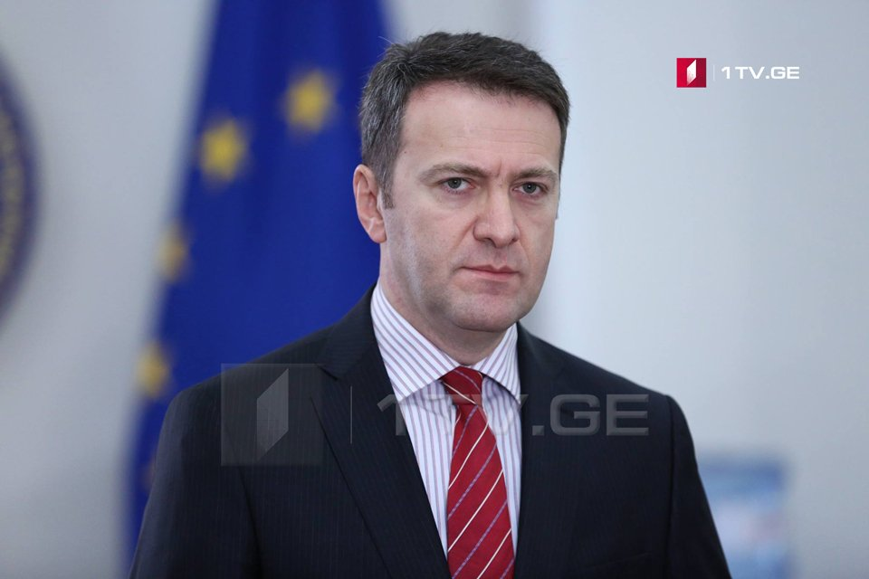 Vladimer Konstantinidi: Illegal detention of EUMM monitors is an act directed against peace and security on the ground