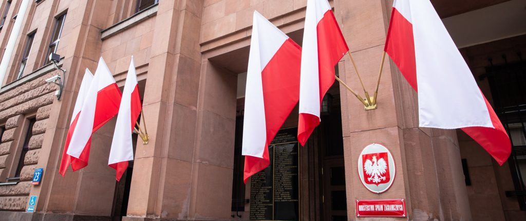 Polish Ministry of Foreign Affairs calls upon the Russian Federation to immediately stop its illegal actions against Georgia