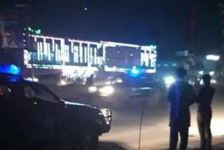 ქაბულში, ქორწილში აფეთქებისას 40 ადამიანი დაიღუპა
