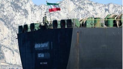 ირანულმა ნავთობმზიდმა ტანკერმა გიბრალტარი დატოვა