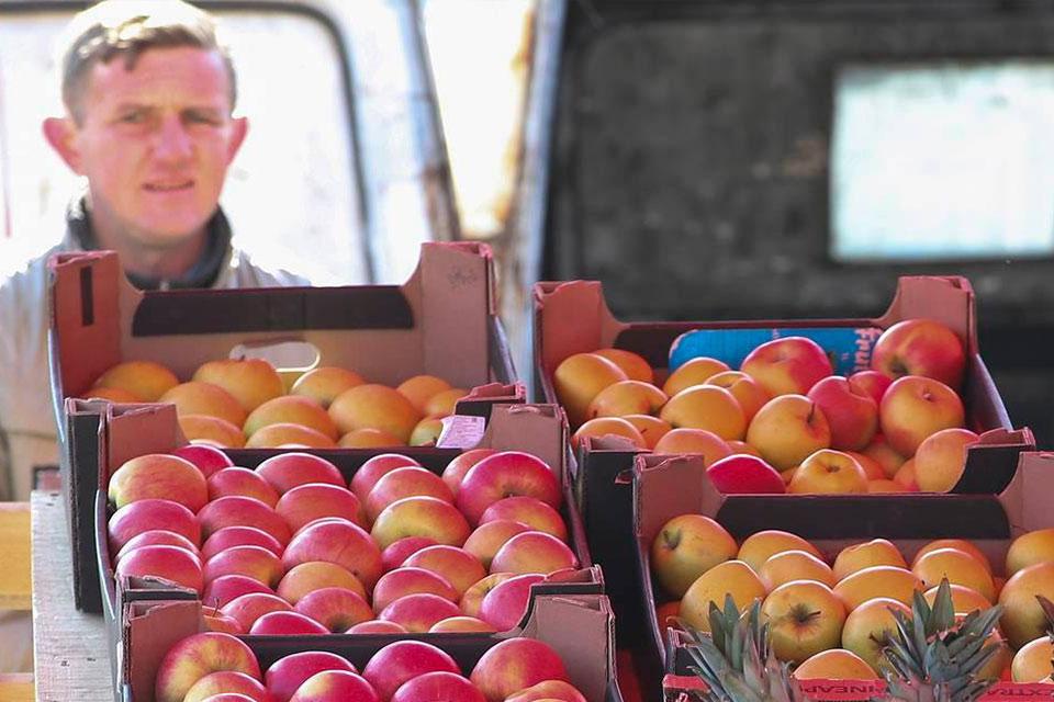 რუსეთმა ხილისა და ბოსტნეულის იმპორტის წესები გაამკაცრა