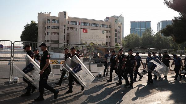 """""""ქურთისტანის მუშათა პარტიასთან"""" კავშირის ბრალდებით, თურქეთში 418 ადამიანი დააკავეს"""