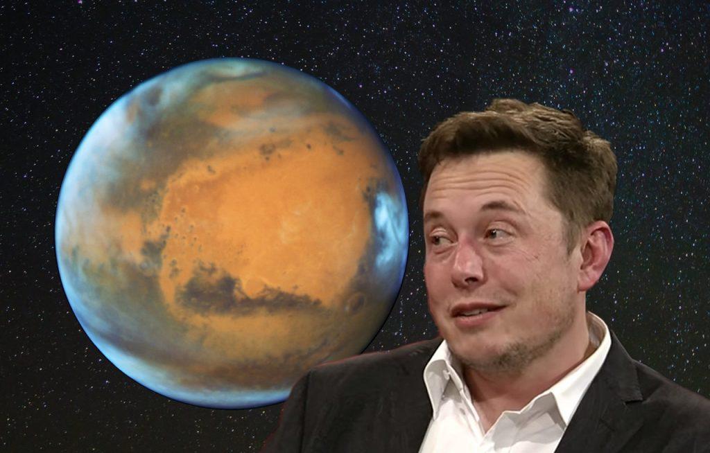 ილონ მასკს მარსზე ატომური ბომბების ჩაყრა სურს