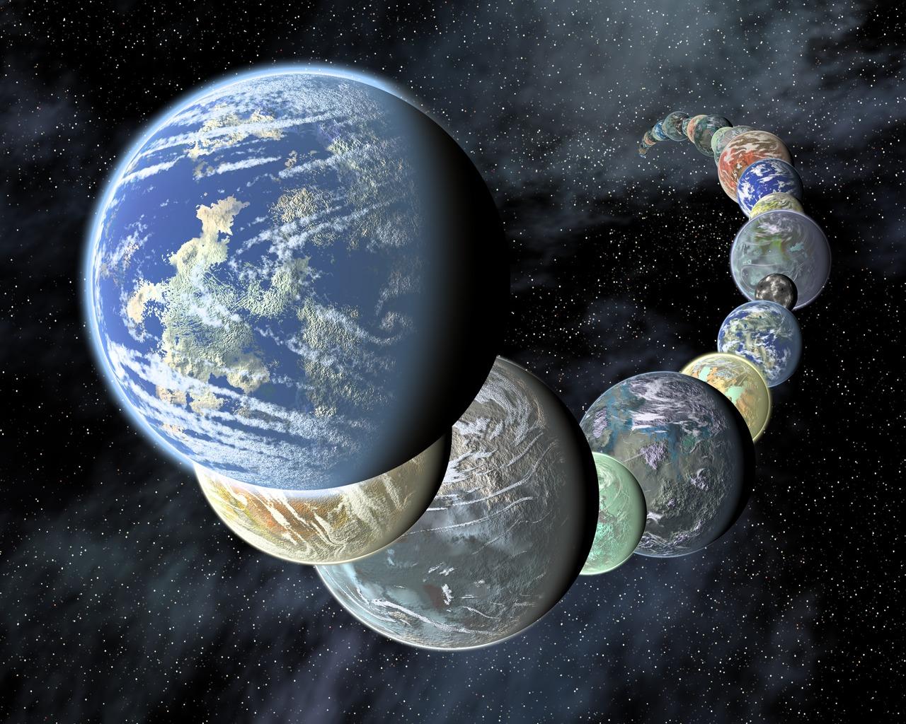 ჩვენს გალაქტიკაში სავარაუდოდ 10 მილიარდი დედამიწის მსგავსი პლანეტაა - ახალი კვლევა