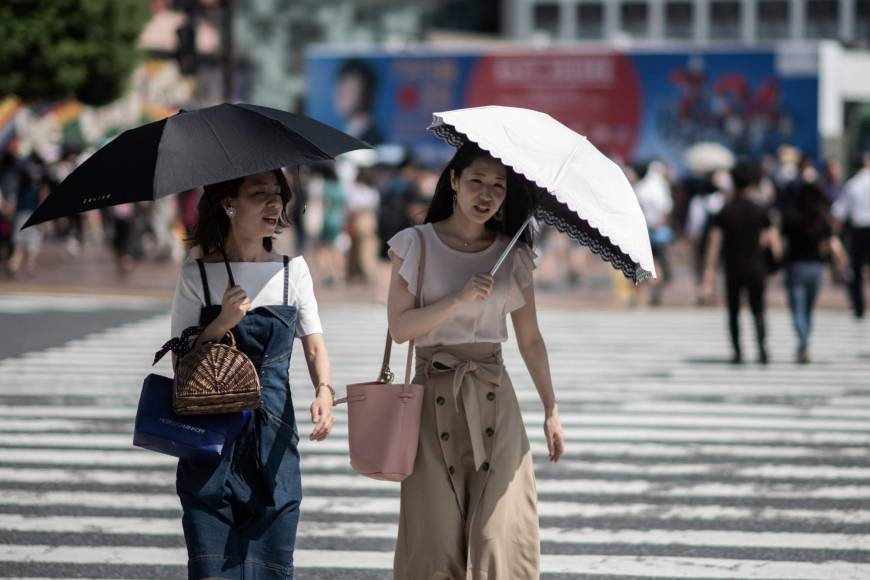 იაპონიაში 5 აგვისტოდან სიცხის გამო 30 ადამიანი გარდაიცვალა