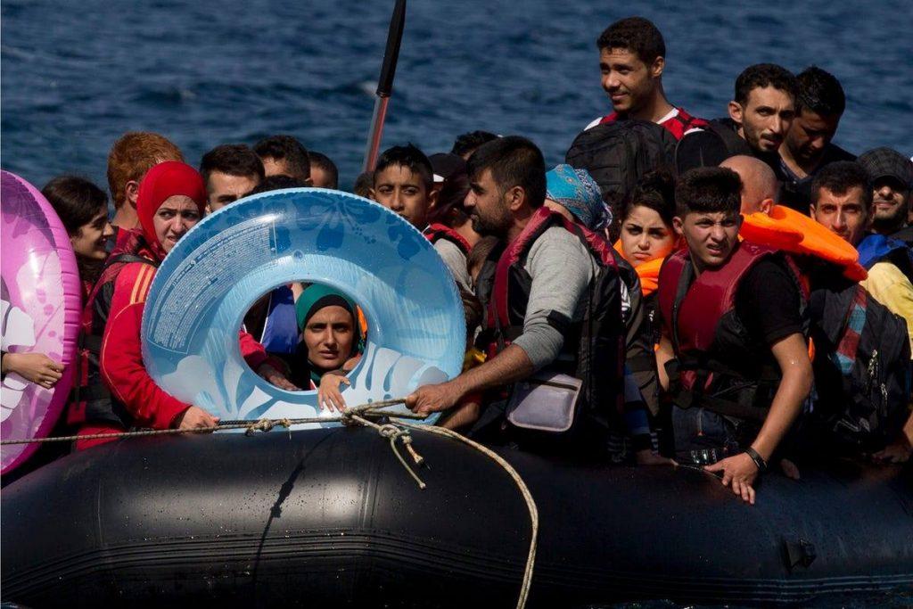 თურქეთის ხელისუფლებამ საბერძნეთში გადასვლის მცდელობის დროს 220 მიგრანტი დააკავა
