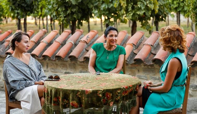 Селоме Зурабишвили пригласила членов инициативной группы Spend Your Summer in Georgia принять участие в визитах в Вильнюс и Париж