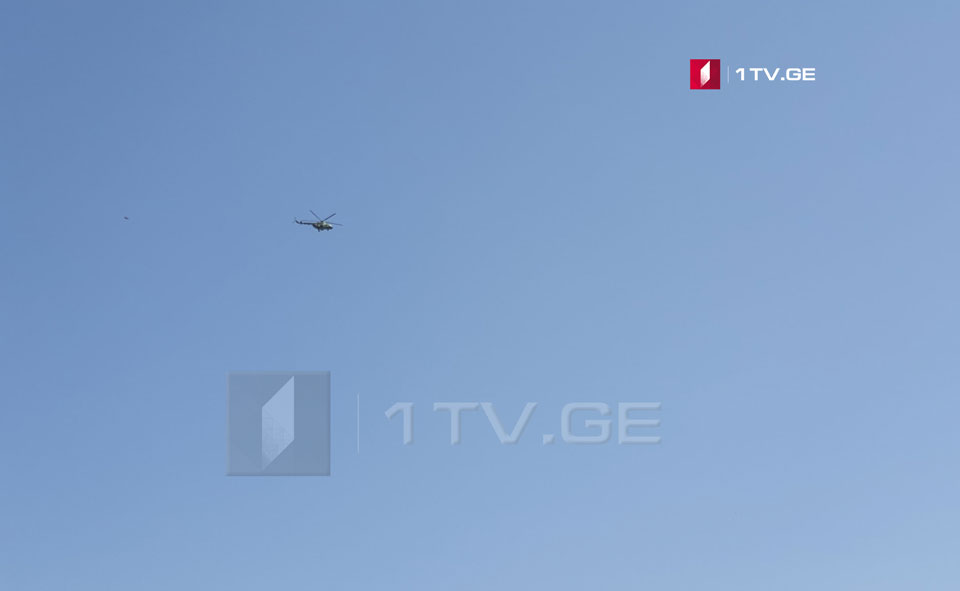 State Security Service – Violation of Georgia's air space by Russian helicopter is a provocation