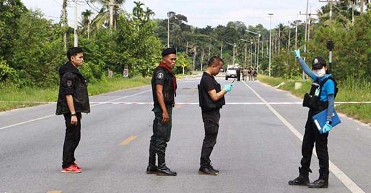ადგილობრივი მედიის ინფორმაციით, ტაილანდში აფეთქებების სერია მოხდა, არიან დაშავებულები