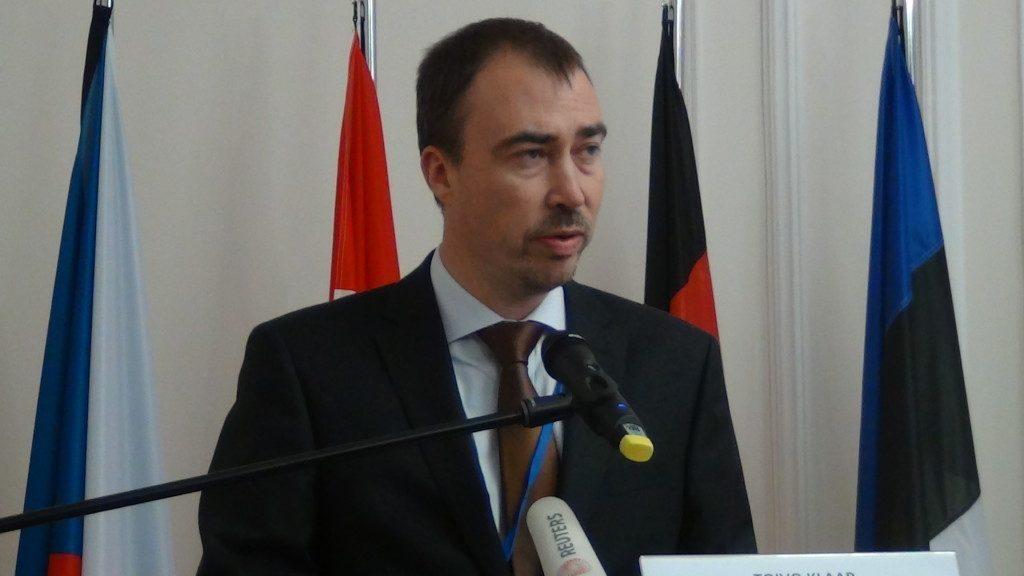 Toyvo Klaar Gürcüstana gələcək
