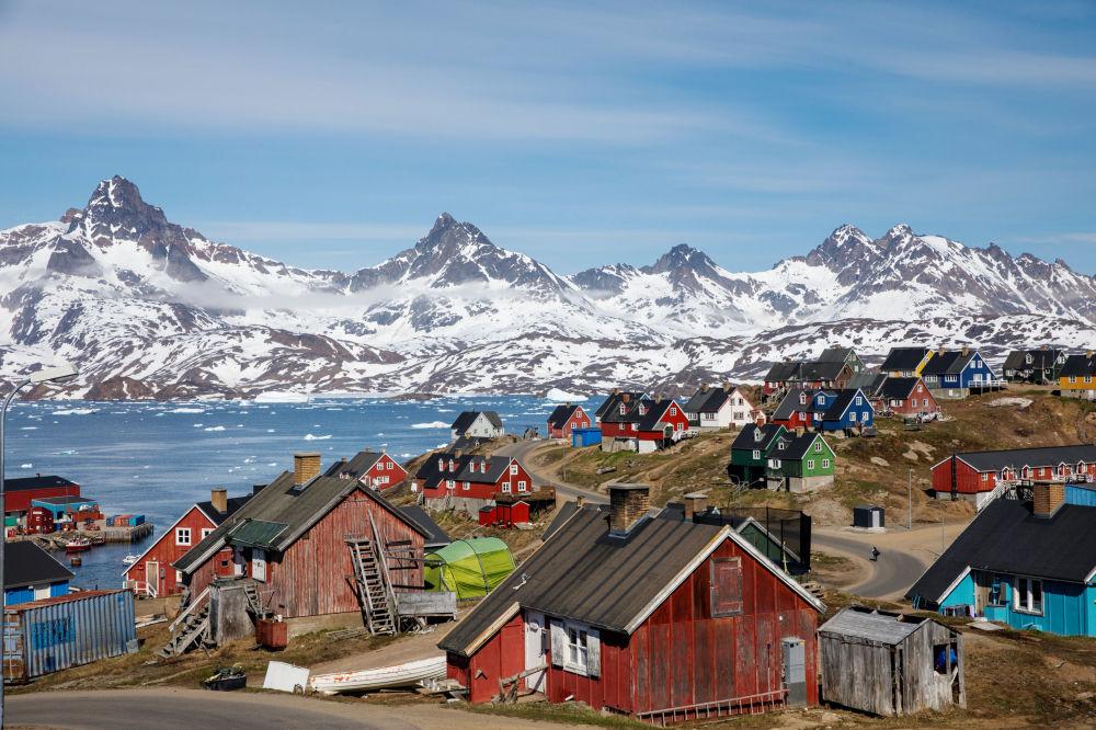 «ВВС» - цасы аргъ у Гренланди  æмæ  цæмæн бахъуыд  сакъадах Дональд Трампы