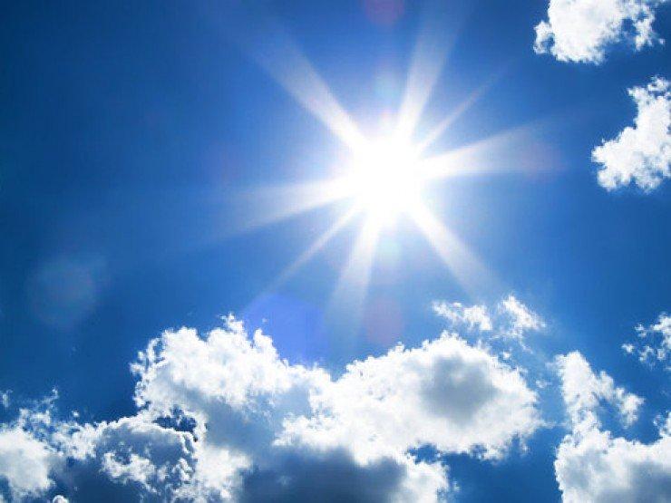 Согласно прогнозу синоптиков, в ближайшие дни температура воздуха в Восточной Грузии превысит 35 градусов