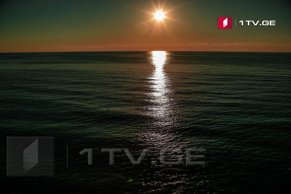 ბათუმი მზის ჩასვლისას - ფოტოამბავი