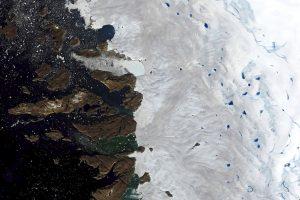 გრენლანდია დნება - მაჩვენებლით, რომელსაც მეცნიერები 2070 წლამდე არ ელოდნენ