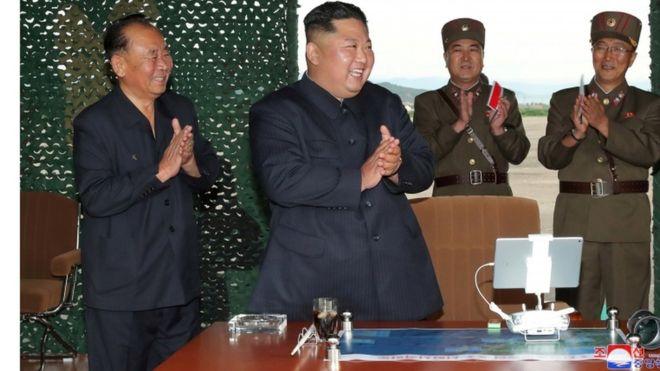 ჩრდილოეთ კორეაში რაკეტების გამშვები უახლესი დანადგარი გამოსცადეს
