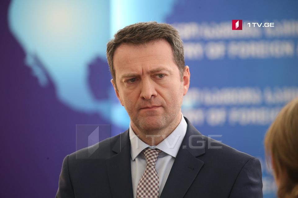 Բռնազավթված Աբխազիայում այսպես կոչված ընտրությունները ուղղված են Վրաստանի ինքնիշխանության դեմ և իրենից ներկայացնում են ազգային զտման օրինականացման հերթական անհաջող փորձ.  Վլադիմիր Կոնստանտինիդ
