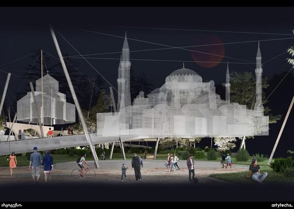 ბრიტანული არქიტექტურული ინტერნეტგამოცემა ელიავას პარკის პროექტის შესახებ სტატიას აქვეყნებს