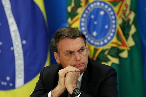 ბრაზილიის პრეზიდენტი ამბობს, რომ დიდი შვიდიანის ქვეყნებისგან ფინანსურ დახმარებას მიიღებს, თუ მაკრონიბოდიშს მოუხდის
