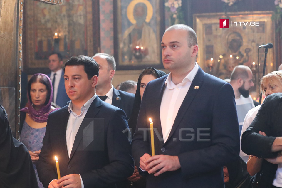 PM congratulates Georgians on Virgin Mary Day