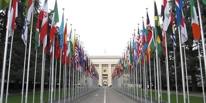 The 50th round of Geneva negotiations begins