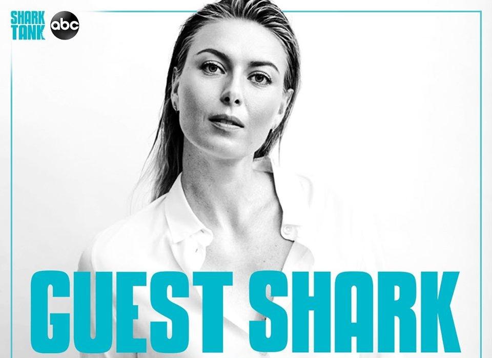 მარია შარაპოვა ამერიკულ ბიზნეს-შოუში ექსპერტი გახდება