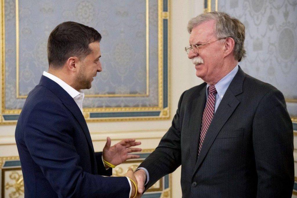 Con Bolton - Donbas və Krım məsələsi yalnız Avropa mövzusu deyil