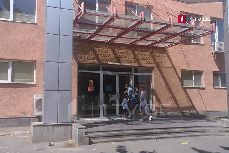 Ребенка, раненого на проспекте Пекина, выписали из клиники