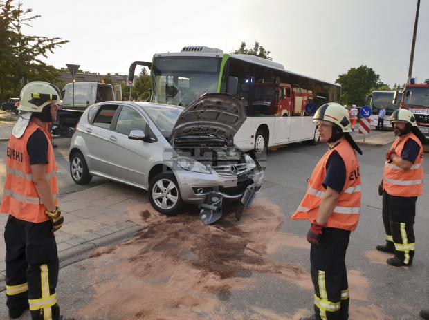 Գերմանիայում ավտովթարի հետևանքով տուժել է 30 մարդ