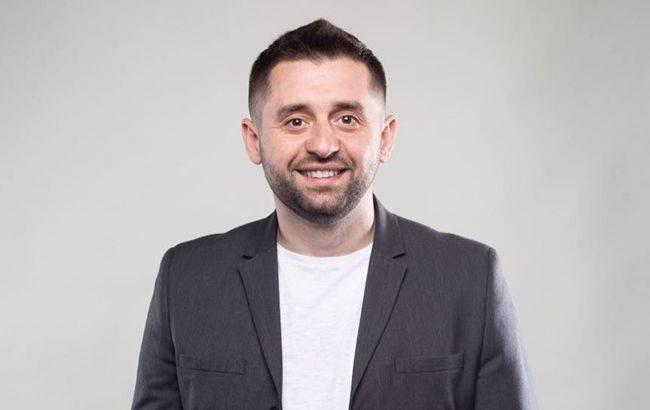 Ukrayna Radasında Vladimer Zelenskinin fraksiyasının sədri David Araxamiya oldu