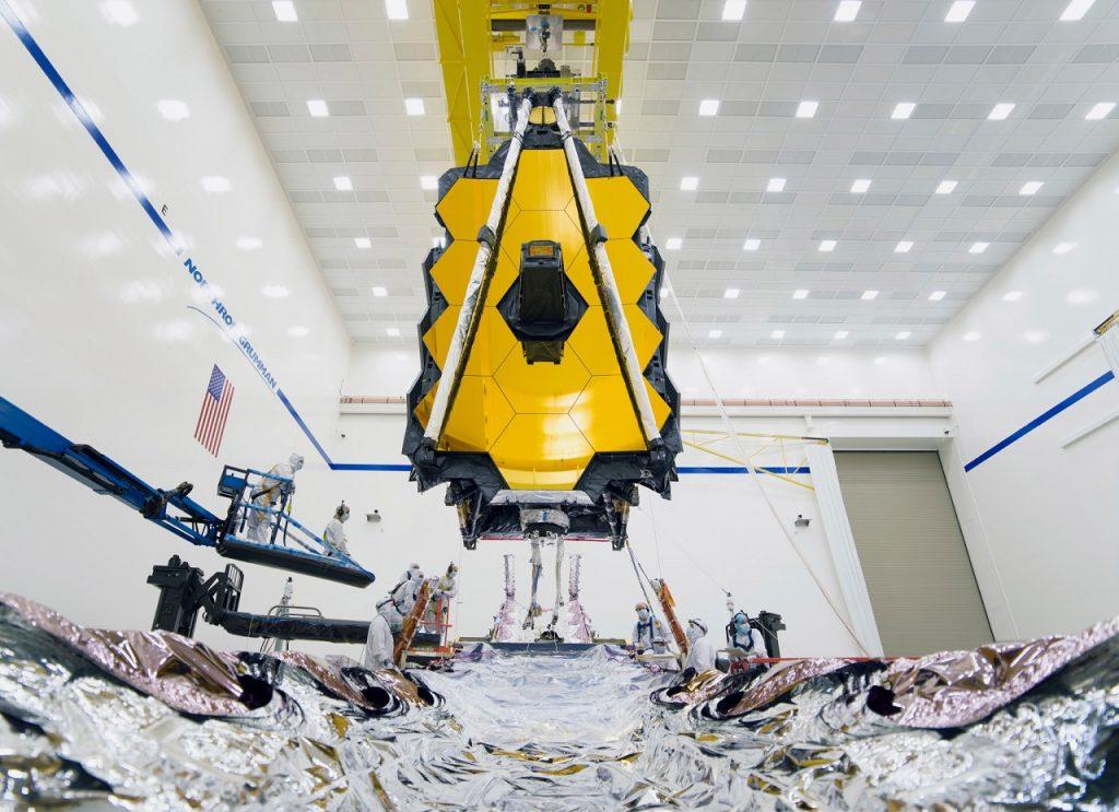 ნასას ჯეიმს ვების ტელესკოპის აწყობა დასრულდა - ისტორიაში ყველაზე დიდი კოსმოსური ტელესკოპი ჰაბლს ჩაანაცვლებს