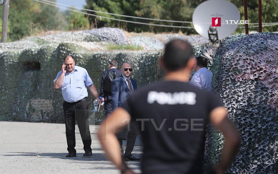 İrakli Antidze - Sxinvali nümayəndələri Gürcüstanın mərkəzi hakimiyyətinin konstruktiv təklifləri ilə paylaşmadılar və Erqneti görüşünü pozdular