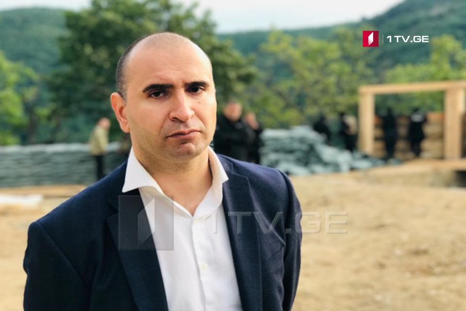 Каха Кемоклидзе - Ситуация у поста села Чорчана стабильная, на месте все спокойно