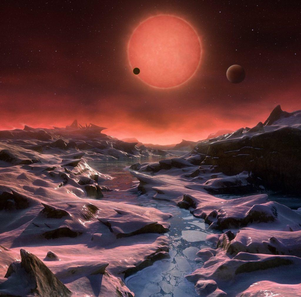 ჩვენგან 12 სინათლის წლის მანძილზე სამი კლდოვანი ეგზოპლანეტა აღმოაჩინეს
