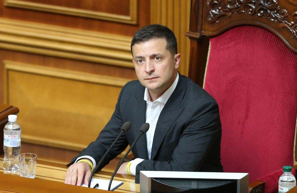 President of Ukraine to host press marathon on October 10