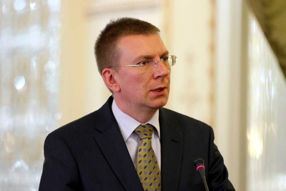 Эдгарс Ринкевичс - По сей день в Грузии существует нежелательное российское военное присутствие, мы не должны этого забывать